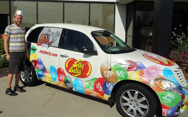 jelly-belly-car