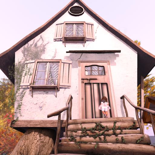 [LilC@] Princess doll house