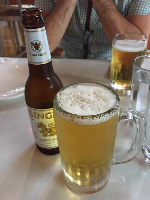 Singha beer - Thai House Express