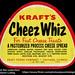 Kraft Foods - Kraft's Cheez Whiz - product packaging or jar label - 1-pound - circa 1950's 1960's by JasonLiebig