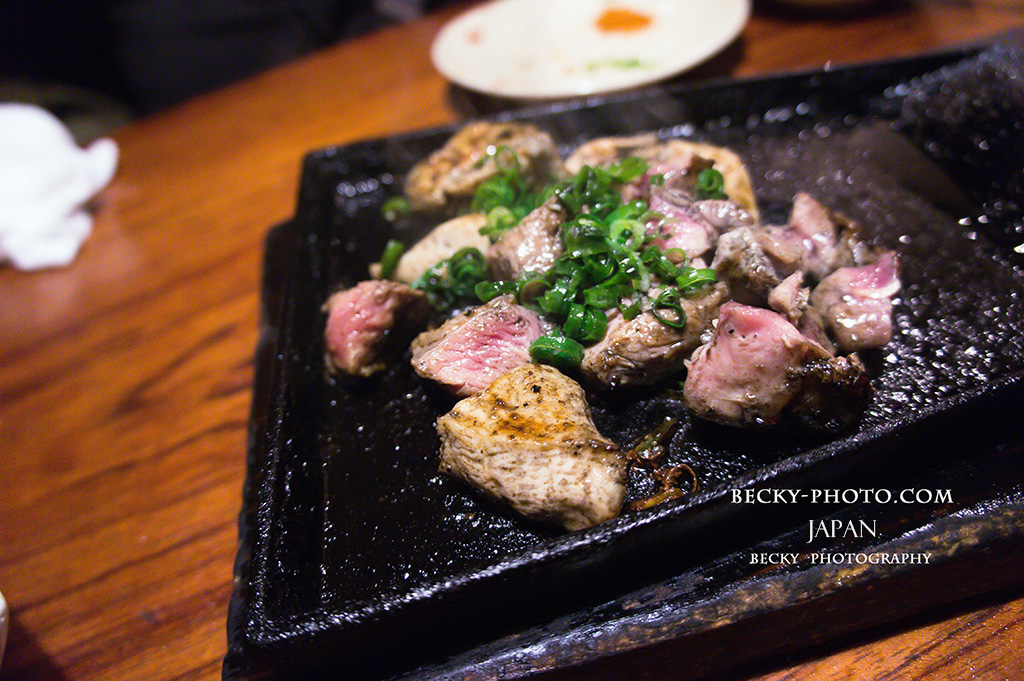 岡山地雞料理