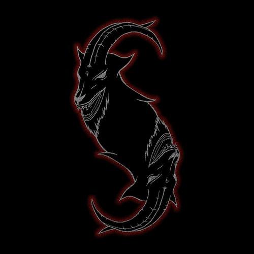 Slipknot-Damen-T-Shirt-Star-Skull_b4