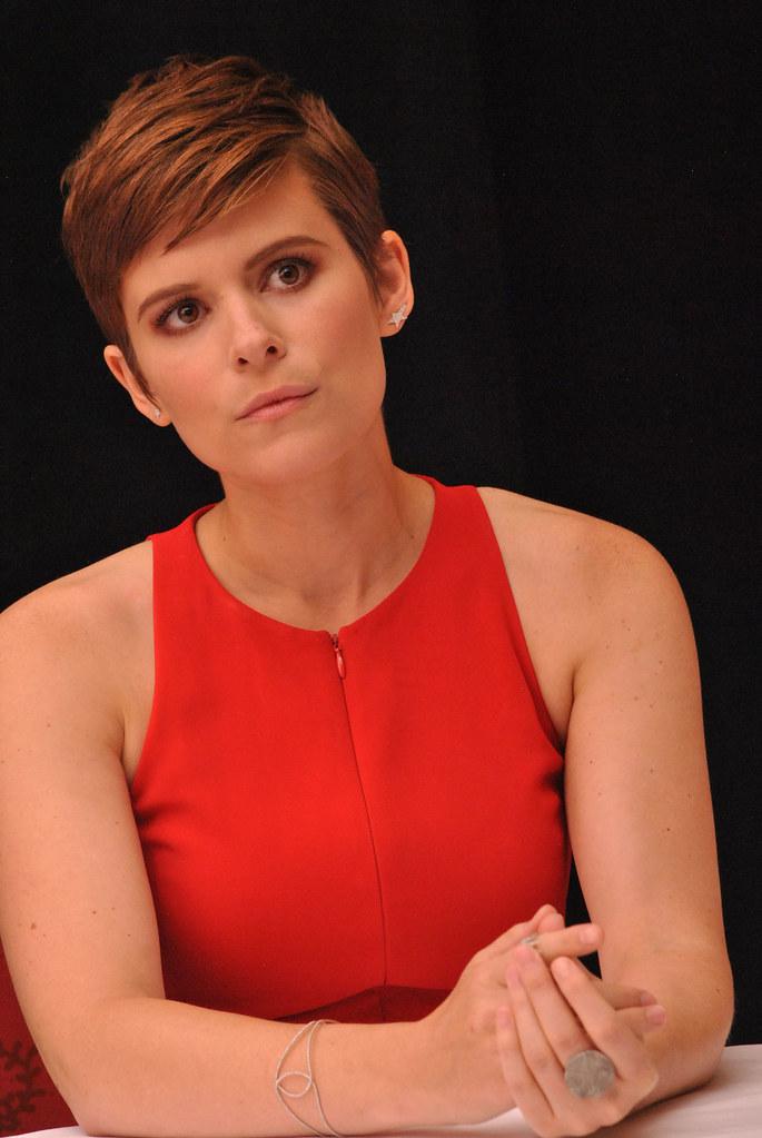 Кейт Мара — Пресс-конференция «Марсианин» на «TIFF» 2015 – 43