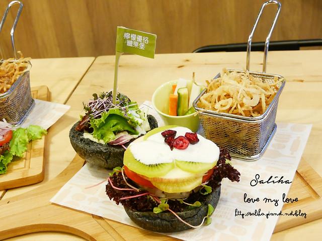 台北內湖東區好吃漢堡費尼餐廳 (2)