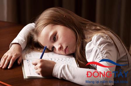 Loạn nhịp tim có thể khiến trẻ thường xuyên mệt mỏi
