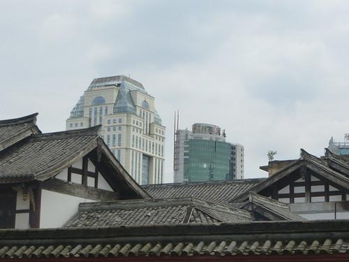 CH-Chengdu-Temple Wenshu-Quartier (1)