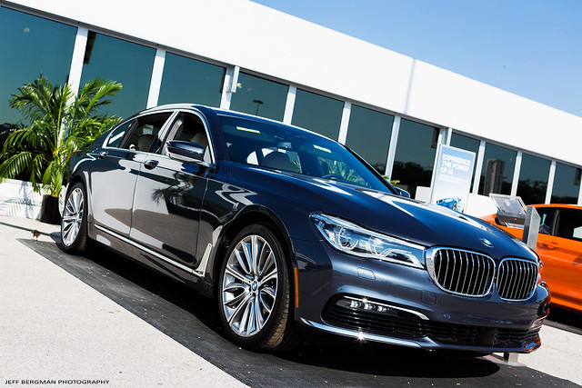 The new 2016 BMW 7 Series