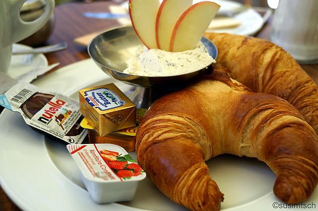 Cafe Orth Croissantfrühstück2