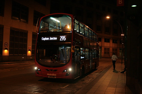 Metroline West Gain Route 295 (N)