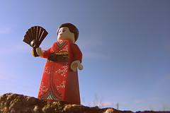 LEGO Geisha 2 Гейша 2