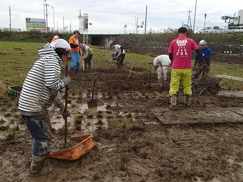 茨城・常総 豪雨水害ボランティア(援人 1115便)