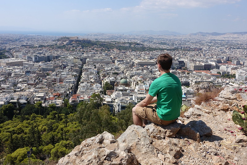 Mt. Lycabettus and more Athens, 15 September 2015 016