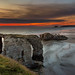 Sunset, Perranporth by S Munir Photography