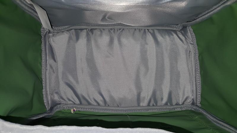 Camera Bag: Interior