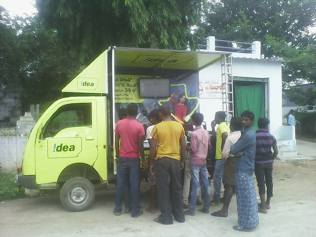 Mobile Van Campaign