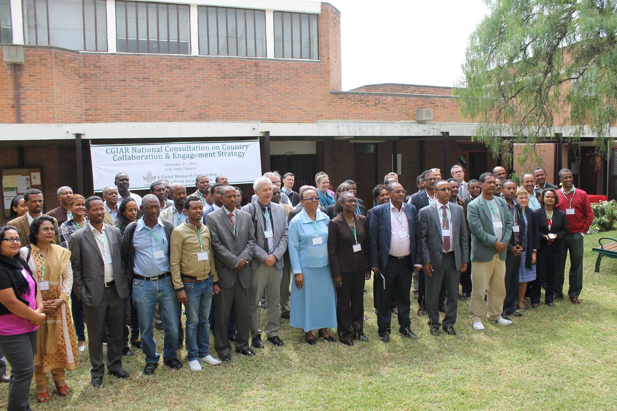 Participants of the national consultation meeting