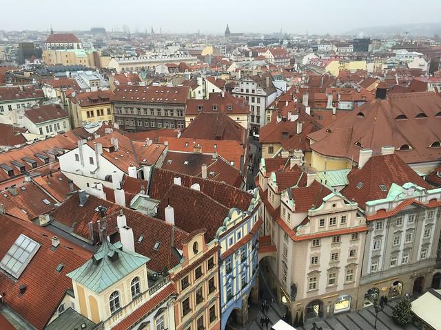 Praha vanhakaupunki