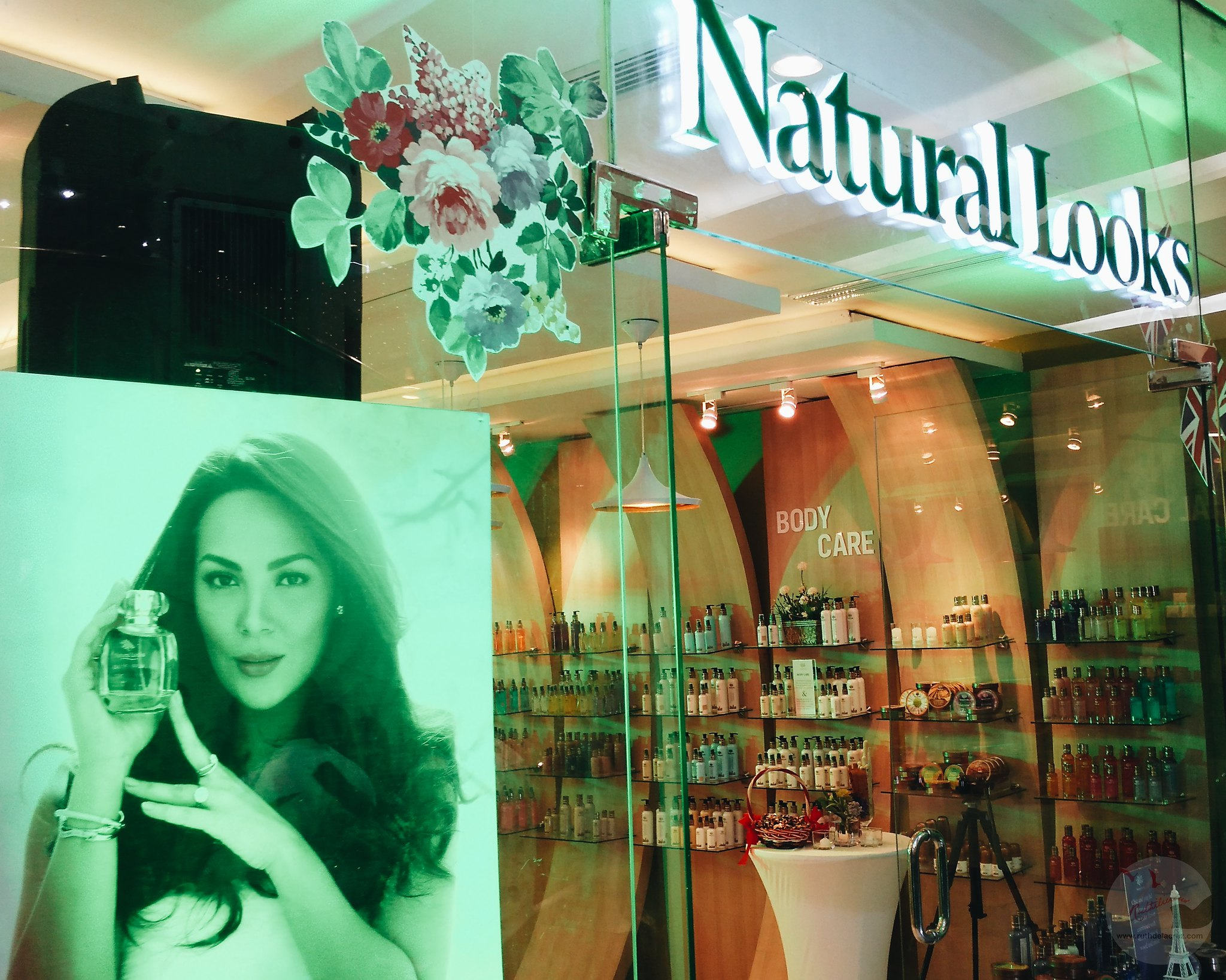 natural looks opening