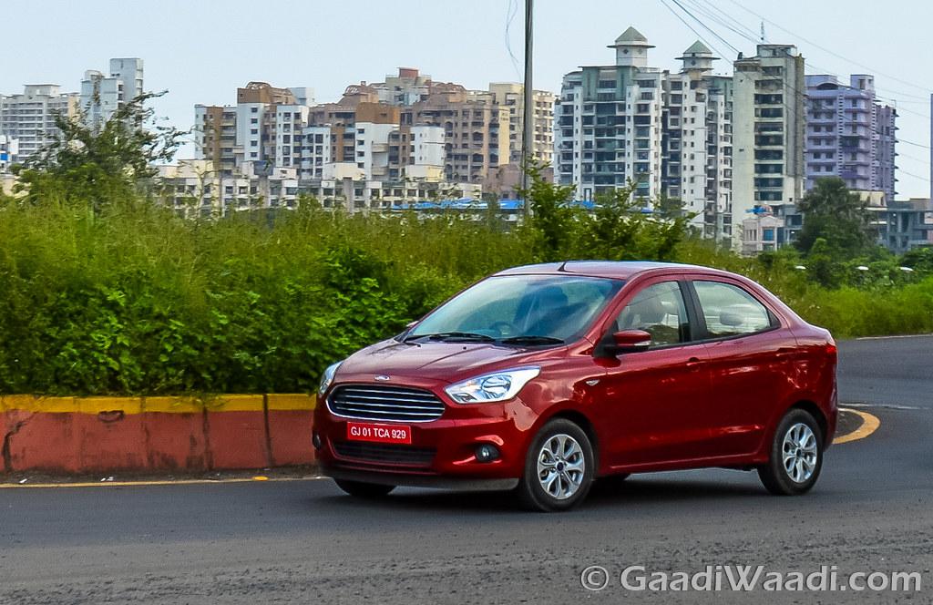 Ford Figo Aspire Review-4