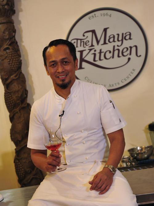 Chef Sau del Rosario 3