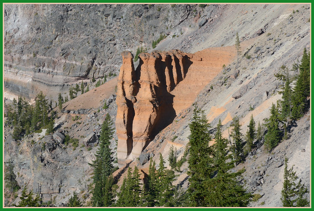 {Pumice Castle - Crater Lake National Park}