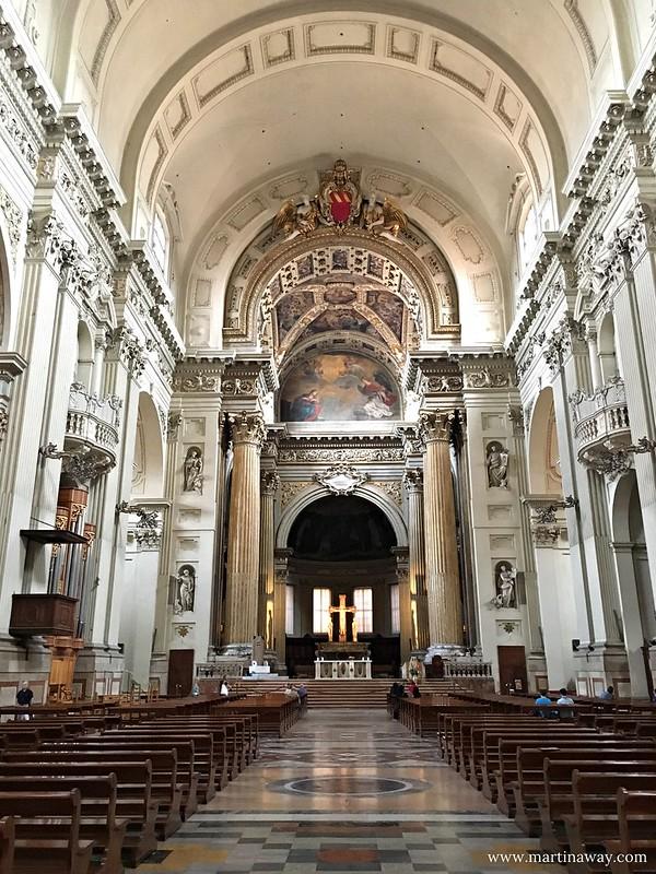 Interno Cattedrale di San Pietro
