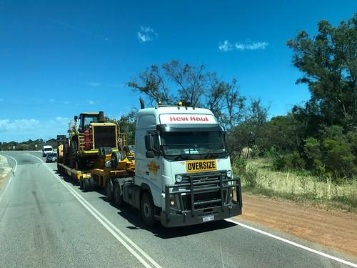 Hevi Haul Australia Volvo FH16