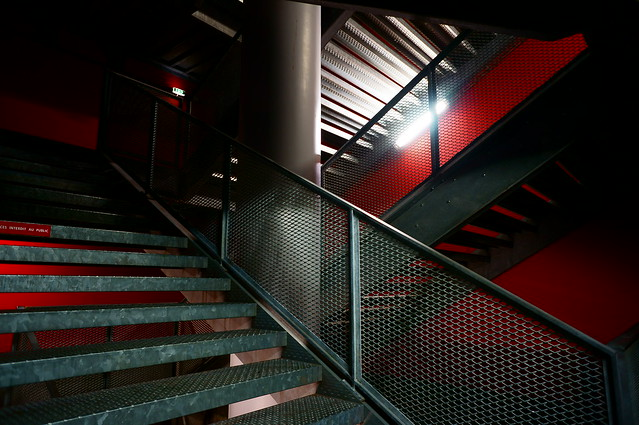 Escaliers Confluence