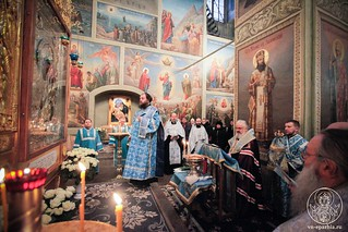 Праздничное богослужение 238