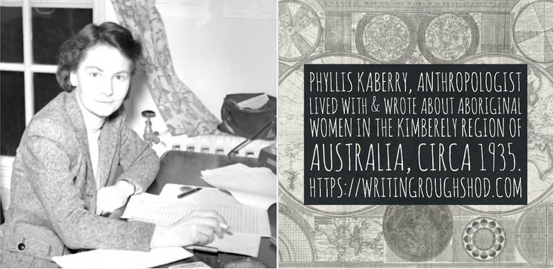 PHYLLIS KABERRY #100travelHERS