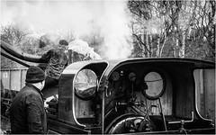 Tanfield Railway .