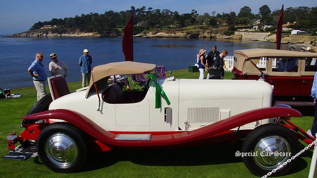 1930 duPont Model G Merrimac Speedster