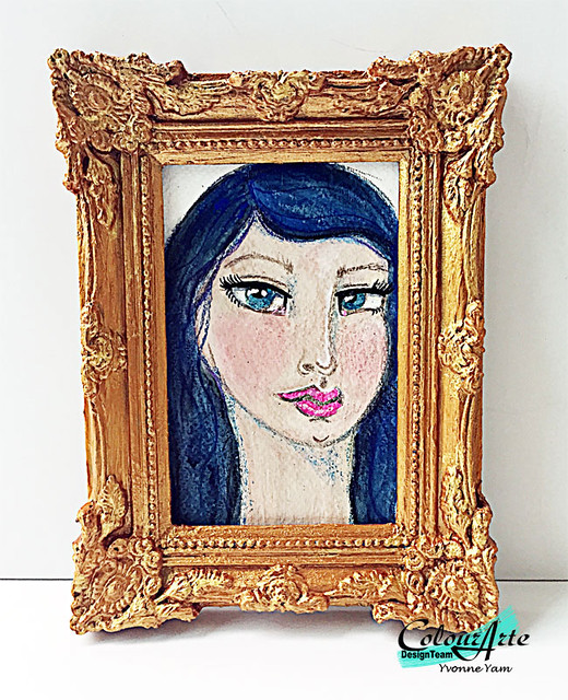 Framed-artwork-by-Yvonne-Yam-for-ColourArte