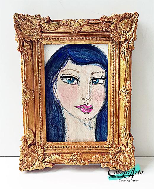 Framed-artwork-by-Yvonne-Yam-for-ColourArte