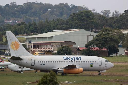 boeing ebb 737200 entebbe skyjet
