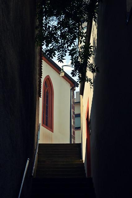 Elftausendjungfern-Gässlein, Basel, CH