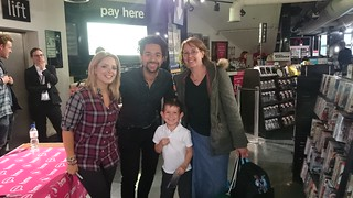 Owen meets The Shires