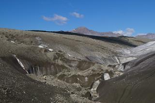 036 Op de gletsjer