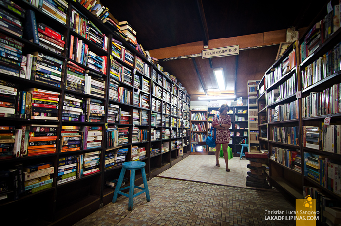Pai Walking Street Bookstore