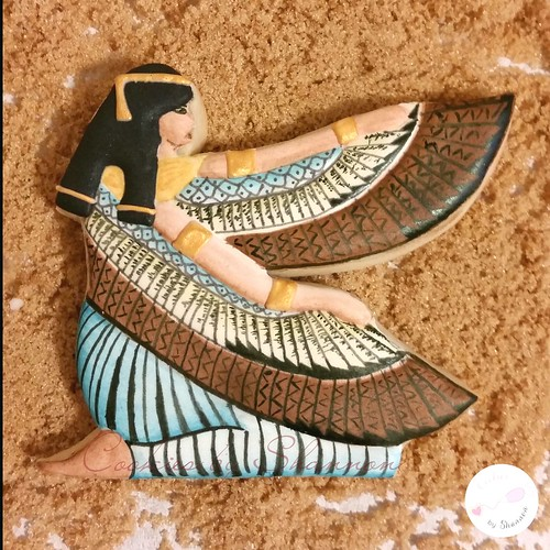 Egyptian Wall art cookies