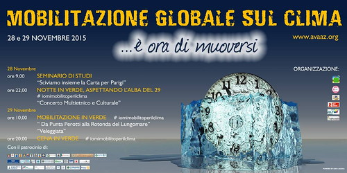 POSTER MOBILITAZ GLOBALE  2