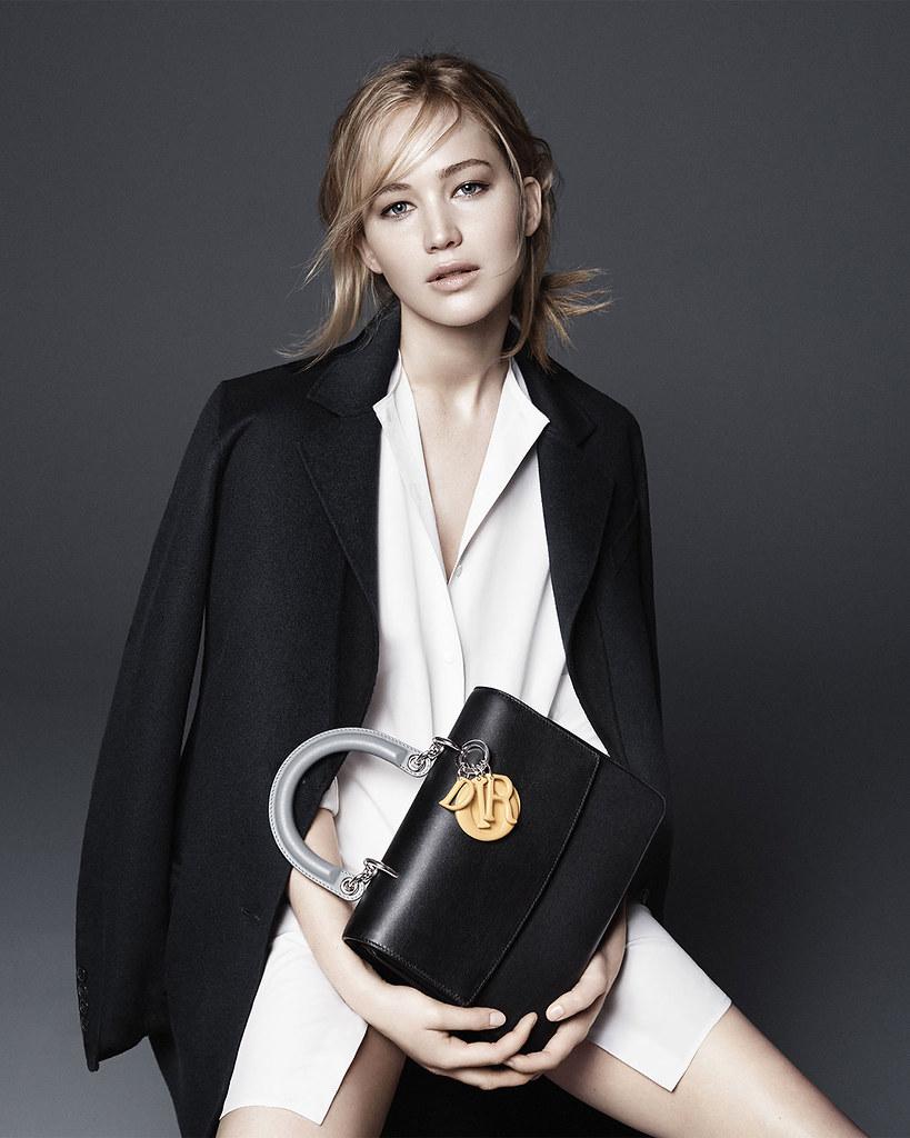 Дженнифер Лоуренс — Фотосессия для «Be Dior» 2015 – 3