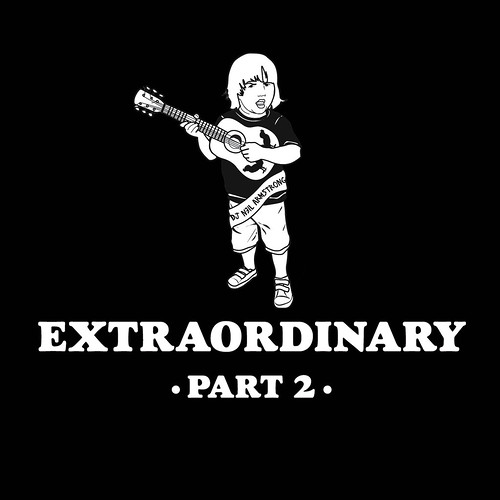 ExtraOrdinary Part 2 is HERE. Available on USB cassette & Digital DL