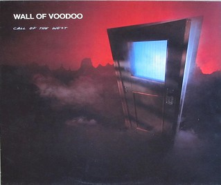 "WALL OF VOODOO CALL OF THE WEST 12"" LP VINYL"