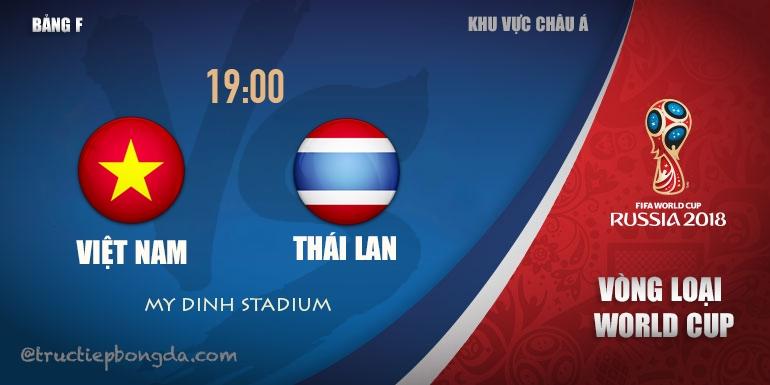 Việt Nam vs Thái Lan