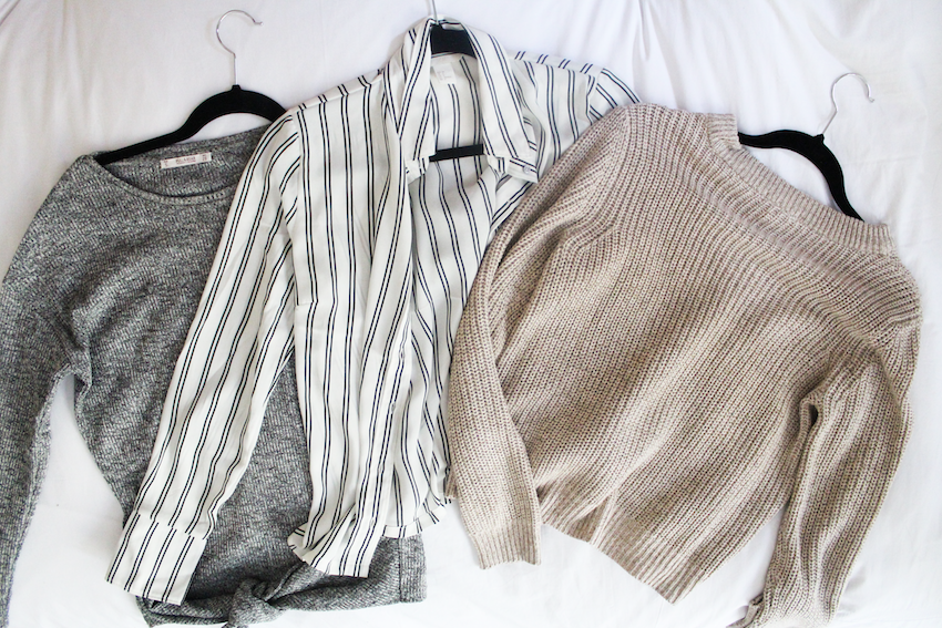 jumpers autumn haul
