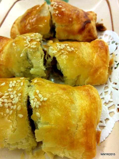 Charsiew Pastry