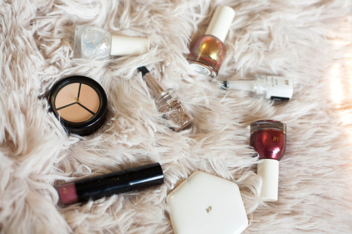 H&M beauty haul: reviews and swatches