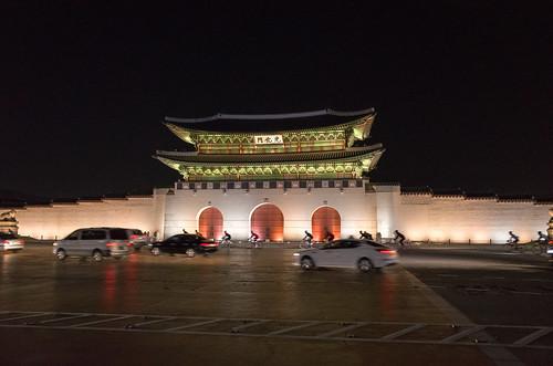 Seoul Palace gate