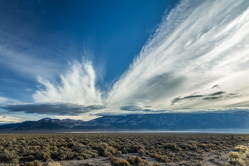 paisagem Nevada EUA